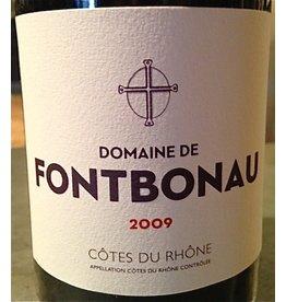 Wine Cotes du Rhone, Domaine de Fontbonau, FR, 2009
