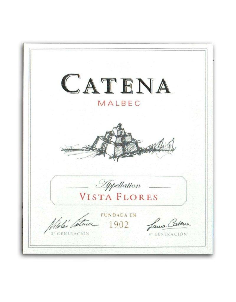 """Wine Malbec """"Vista Flores"""", Catena, Mendoza, AR, 2014"""