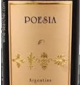 Wine Red Blend, Poesia, Mendoza, AR, 2009