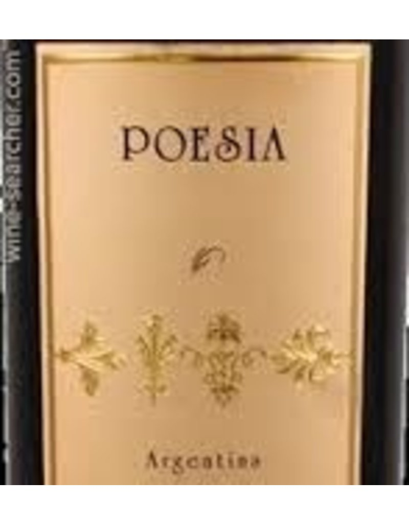 Red Blend, Poesia, Mendoza, AR, 2009