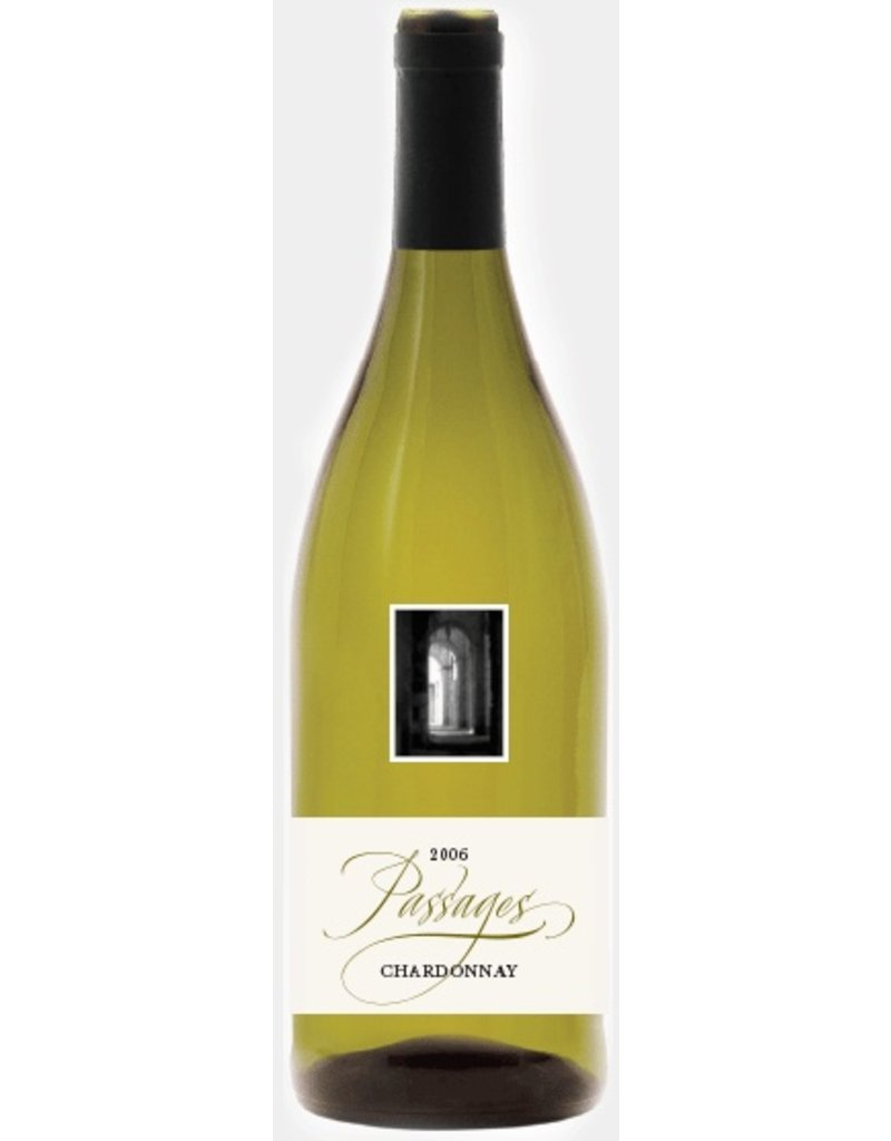 Wine Chardonnay, Passages, Coastal Region, ZA, 2014
