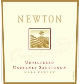 "Wine Cabernet Sauvignon ""Unfiltered"", Newton Vineyards, Napa Valley, CA, 2014"