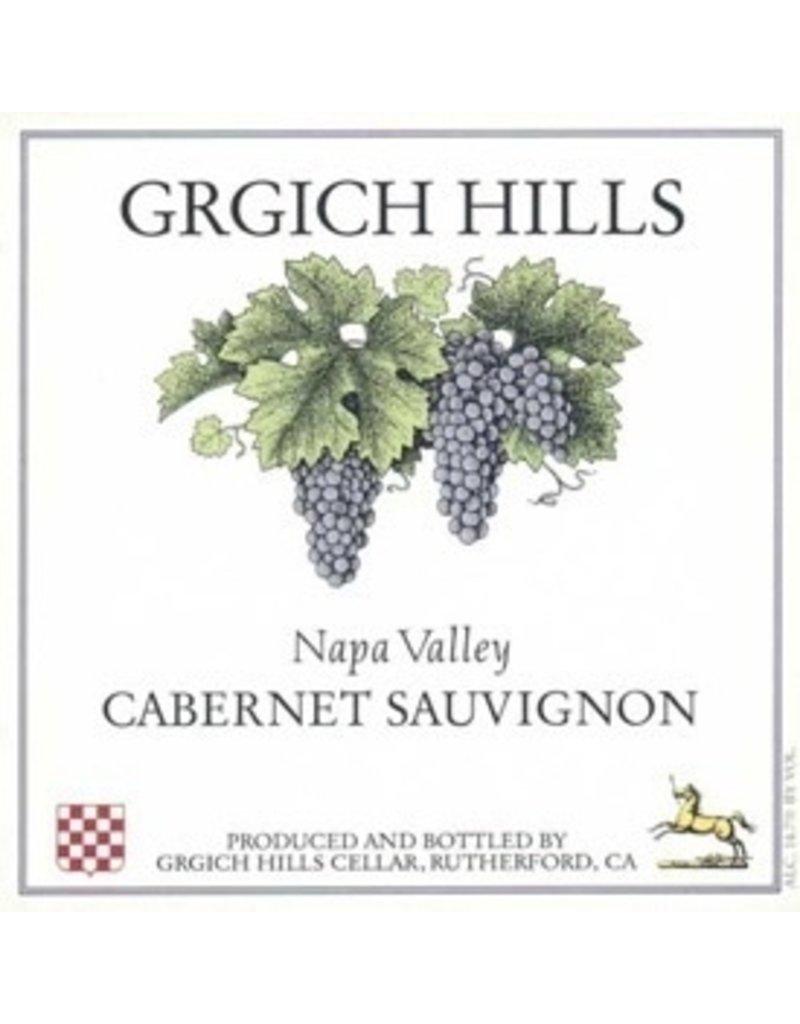 Wine Cabernet Sauvignon, Grgich Hills, Napa Valley, CA, 2012