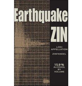 "Wine Zinfandel ""Earthquake"", Michael & David, Lodi, CA, 2015"
