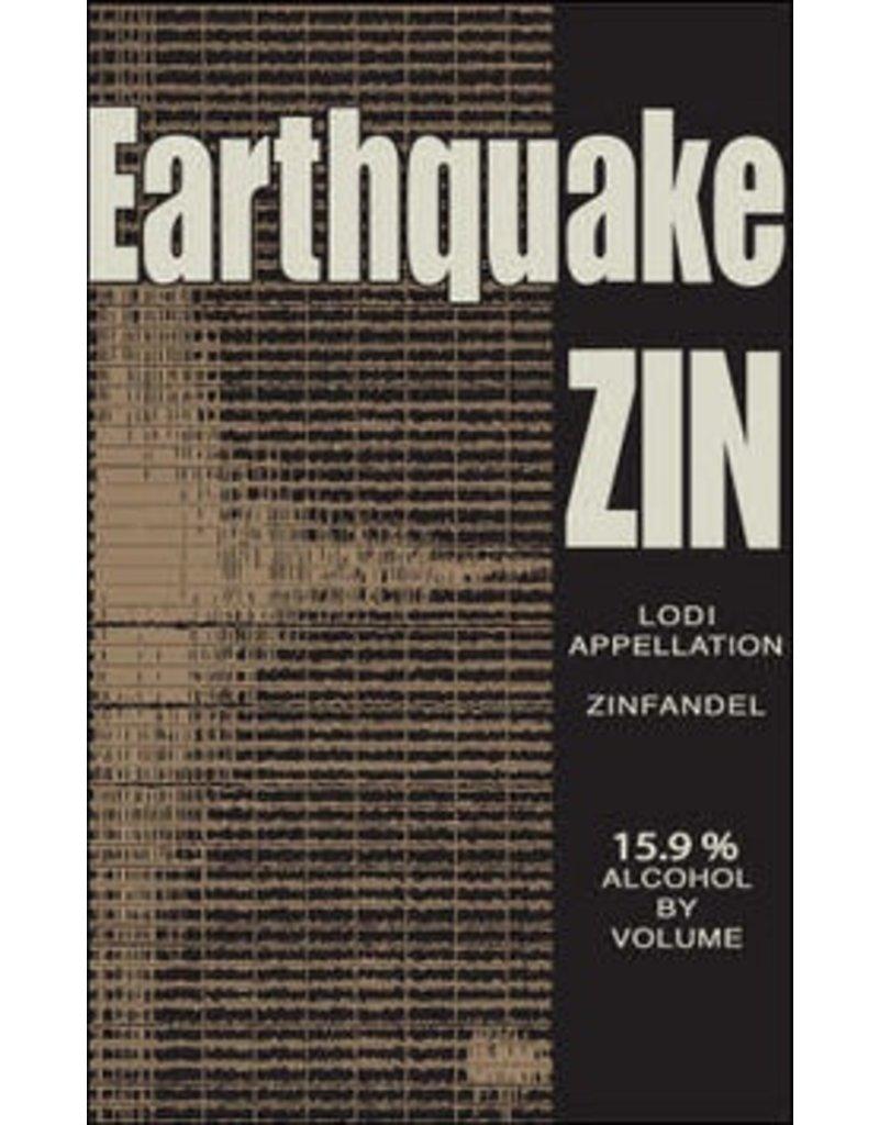 "Wine Zinfandel ""Earthquake"", Michael & David, Lodi, CA, 2014"