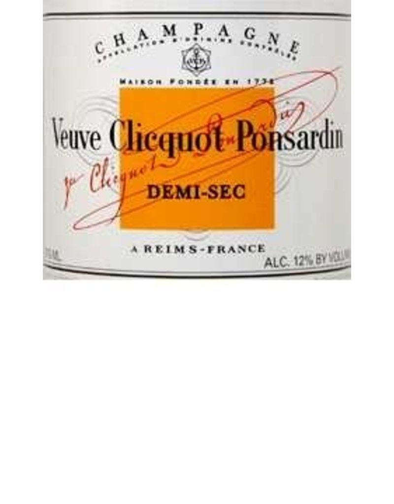 "Wine Champagne ""Demi Sec"", Veuve Clicquot, FR, NV"