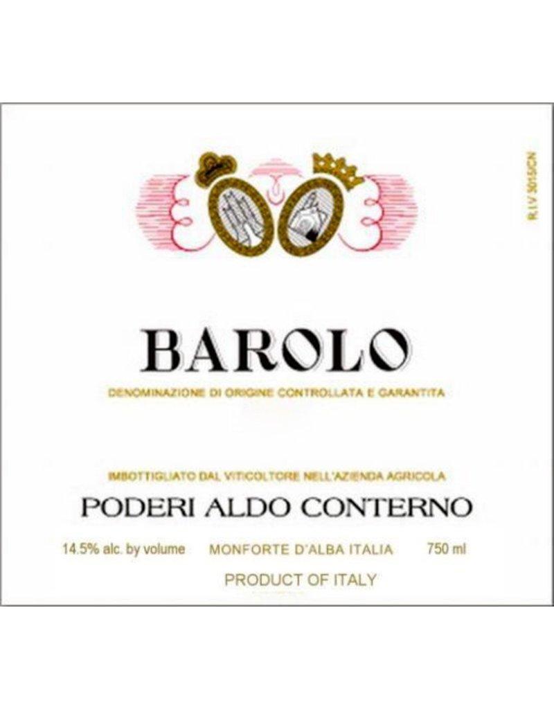 Wine Barolo, Poderi Aldo Conterno, IT, 2008