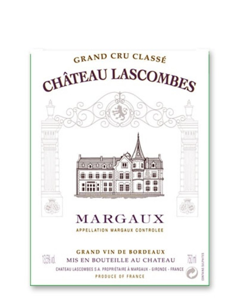 Futures 2010 Chateau Lascombes, Margaux, FR, 2010