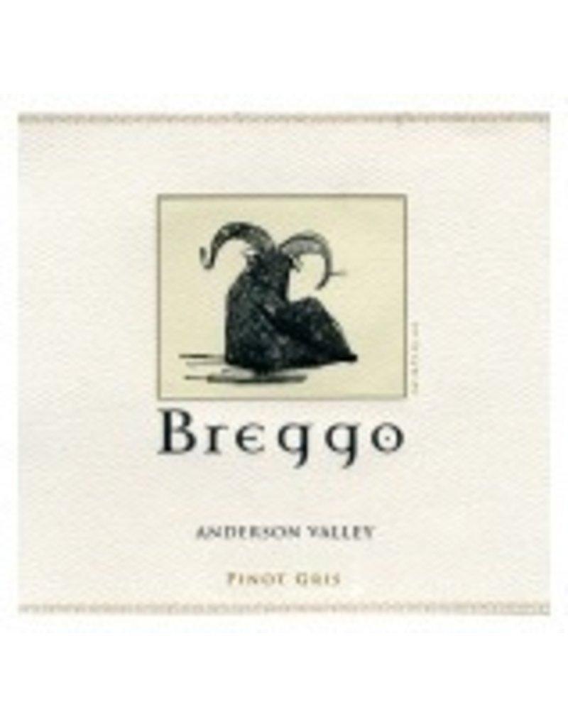 Wine Pinot Gris, Breggo, Anderson Valley, CA, 2010