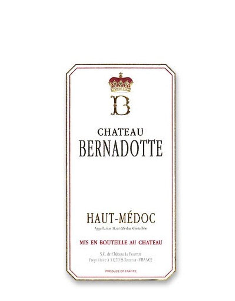 Bordeaux (Non-Futures) Chateau La Bernadotte, Haut Medoc, FR, 2009