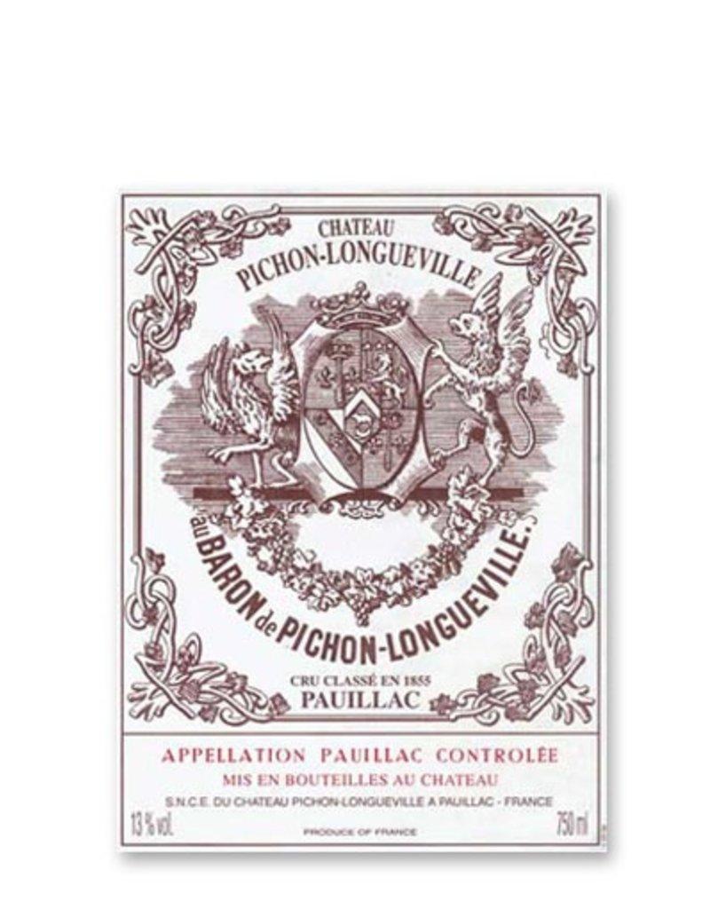 Chateau Pichon-Longueville Baron, Pauillac, FR, 2010