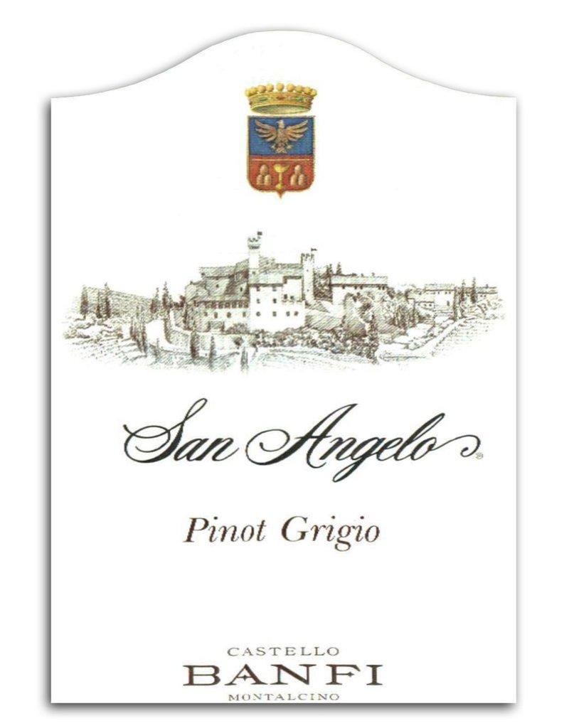 "Wine Pinot Grigio ""San Angelo"", Banfi Vintners, IT 2015"
