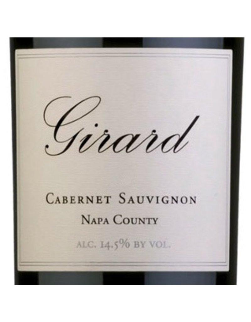 Cabernet Sauvignon, Girard, Napa County, CA, 2014