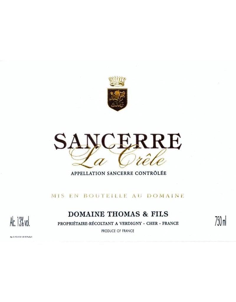 "Wine Sancerre ""Clos de la Crele"", Domaine Thomas, FR, 2015"
