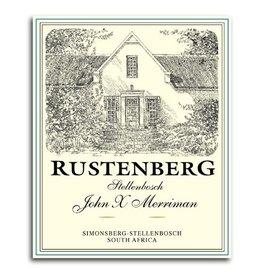 "Meritage ""John X Merriman"", Rustenberg, Stellenbosch, ZA, 2013"