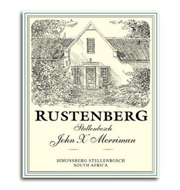 "Wine Meritage ""John X Merriman"", Rustenberg, Stellenbosch, ZA, 2013"