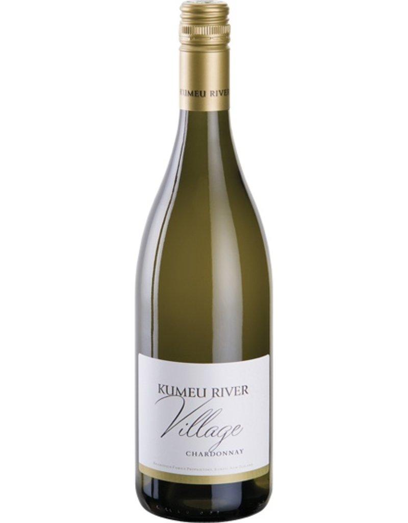 """Wine Chardonnay """"Village"""", Kumeu River, Kumeu, NZ, 2016"""