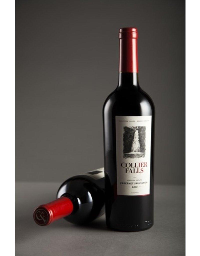 "Wine Cabernet Sauvignon ""Hillside Estate"", Collier Falls Vineyards, CA, 2012"