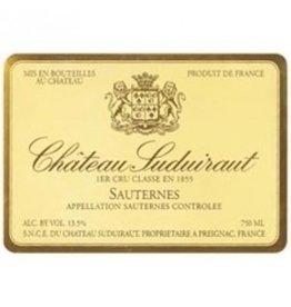 Futures 2009 Chateau Suduiraut, Sauternes, FR, 2009