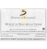 Muscat Beaumes de Venise, Domaine de Beaumalric, FR, 2013 (375ml)