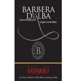 Wine Barbera d'Alba, Beni di Batasiolo, Piedmont, IT, 2013