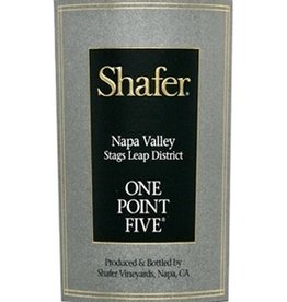 "Cabernet Sauvignon ""One Point Five"", Shafer, Stag's Leap District, CA, 2015"