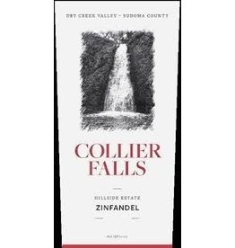 "Zinfandel ""Hillside Estate"", Collier Falls Vineyards, CA, 2013"