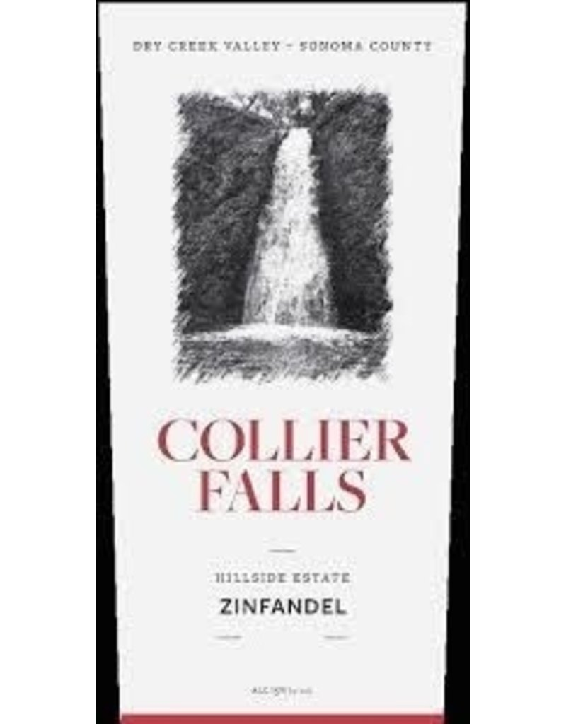 "Wine Zinfandel ""Hillside Estate"", Collier Falls Vineyards, CA, 2013"