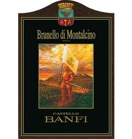 Brunello di Montalcino, Castello Banfi, Montalcino, IT, 2012 (375ml)