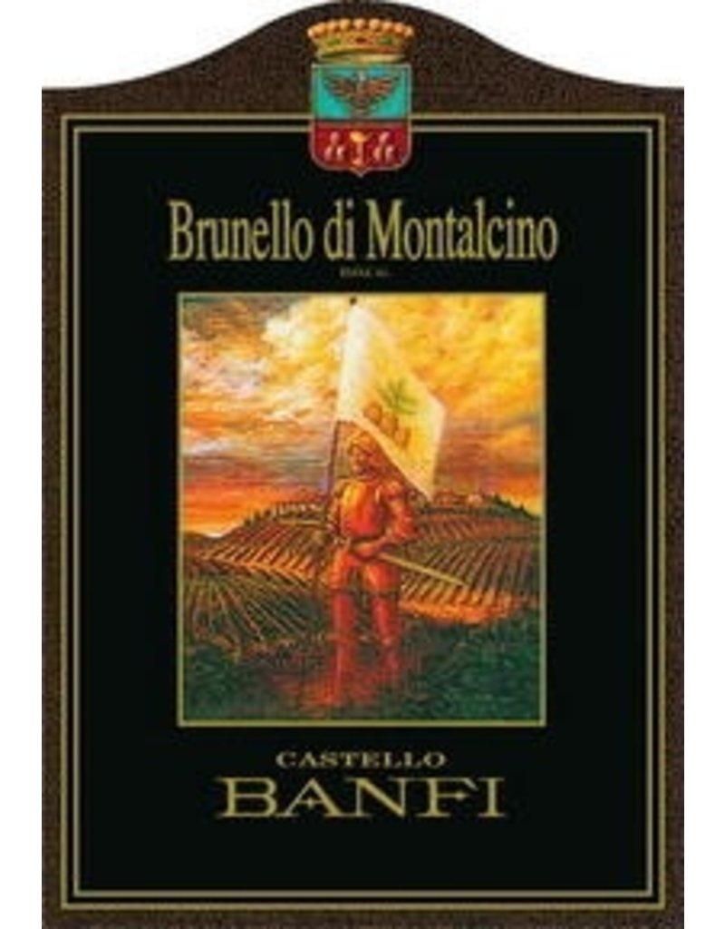 Wine Brunello di Montalcino, Castello Banfi, Montalcino, IT, 2012 (375ml)