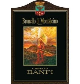 Wine Brunello di Montalcino, Castello Banfi, Montalcino, IT, 2012