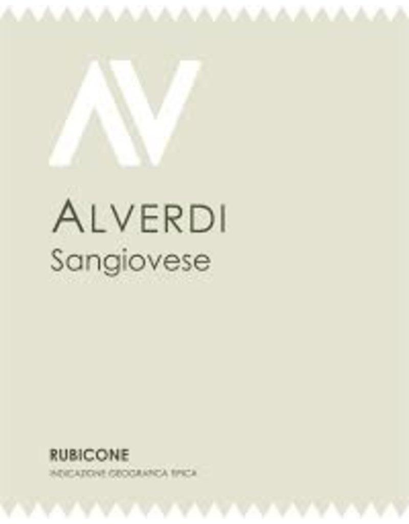 Wine Sangiovese, Alverdi, Rubicone, IT, 2014