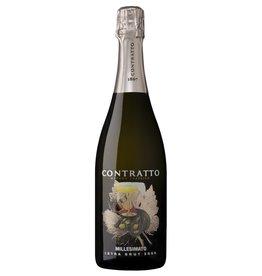 """Wine Contratto Millesimato """"Extra Brut"""", La Spinetta, Piedmont, IT, 2009"""