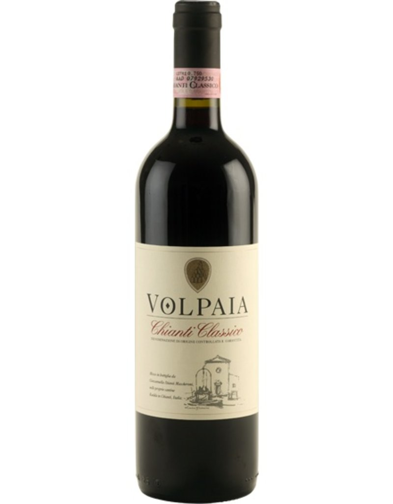 Wine Chianti Classico, Volpaia, IT, 2015