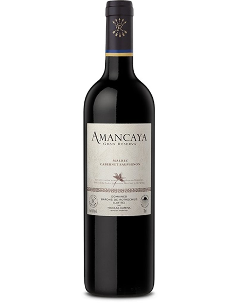 "Wine Red Blend ""Gran Reserva"", Amancaya, Mandoza, AR, 2014"