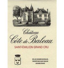Futures 2010 Chateau Cote de Baleau, St. Emilion, FR, 2010