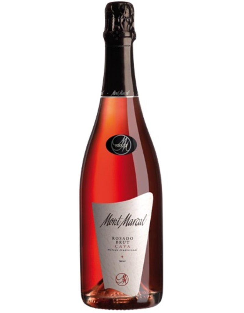 """Wine Cava """"Rosado Brut"""", Mont Marcal, ES, NV"""