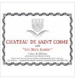"""Wine Cotes du Rhone """"Les Deux Albion"""", Saint-Cosme, FR, 2015"""