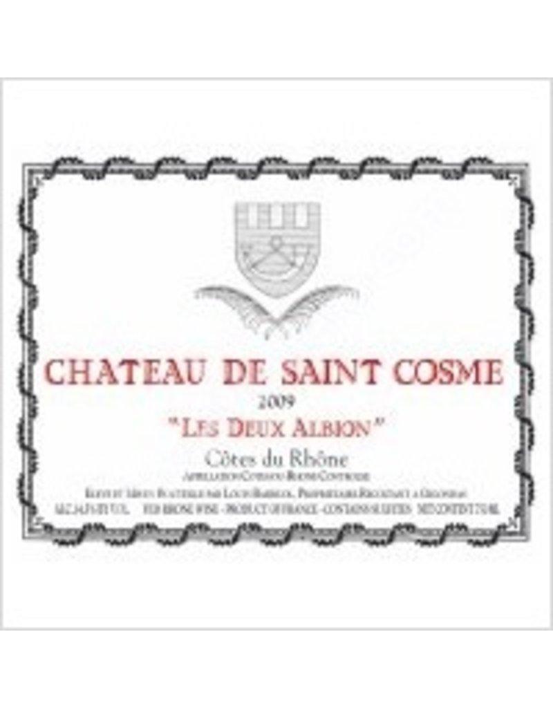 """Wine Cotes du Rhone """"Les Deux Albion"""", Saint-Cosme, FR, 2014"""