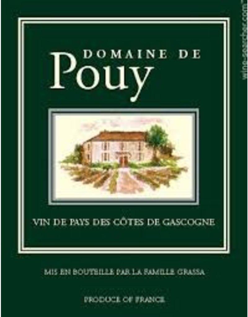 Wine Domaine de Pouy, Cotes du Gascogne, FR, 2014