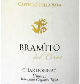 "Wine Chardonnay ""Bramito del Cervo"", Marchesi Antinori, Umbria, IT, 2015"