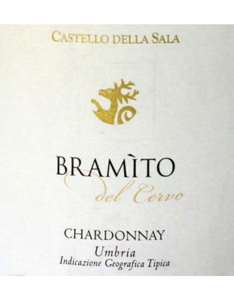 "Wine Chardonnay ""Bramito del Cervo"", Marchesi Antinori, Umbria, IT, 2015"