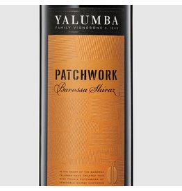 "Wine Shiraz ""Patchwork"", Yalumba, Barossa, AU, 2013"