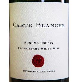 """Wine White Blend """"Proprietary"""", Carte Blanche, Sonoma County, CA, 2013"""