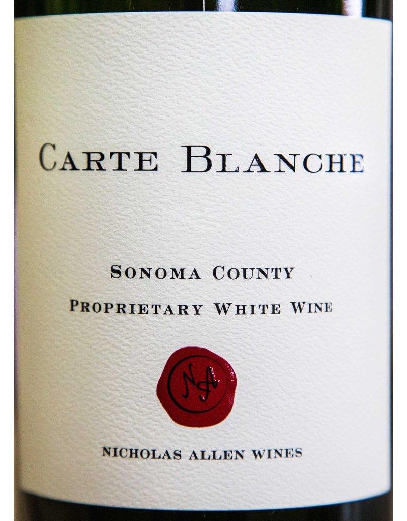 """White Blend """"Proprietary"""", Carte Blanche, Sonoma County, CA, 2013"""