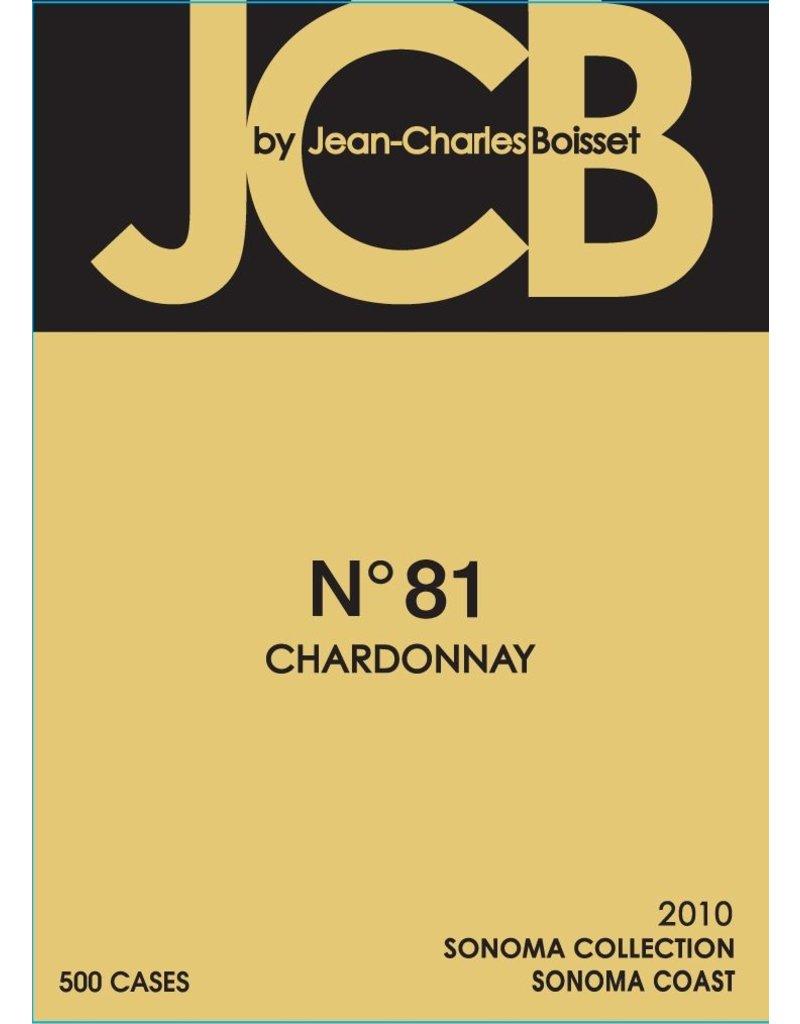 """Chardonnay """"JCB No. 81"""", Jean-Charles Boisset, Sonoma County, CA, 2012"""