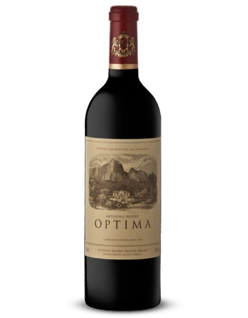 "Wine Red Blend ""Optima"", Rupert Wines, Wesern Cape, ZA, 2011"