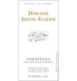 Wine Corbieres, Domaine Saint Eugenie, FR, 2013