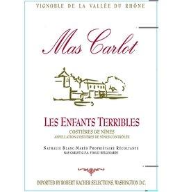 """Rhone Blend """"Les Enfants Terribles"""", Mas Carlot, Costieres de Nimes, FR, 2012"""