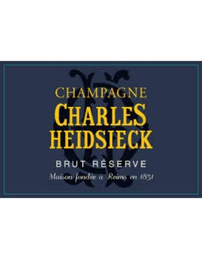 """Champagne """"Brut Reserve"""", Charles Heidsiek, NV"""